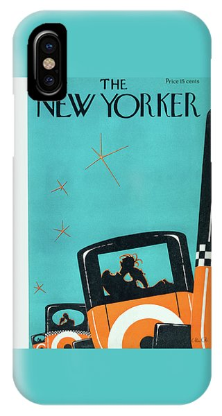 New Yorker December 5 1925 IPhone Case