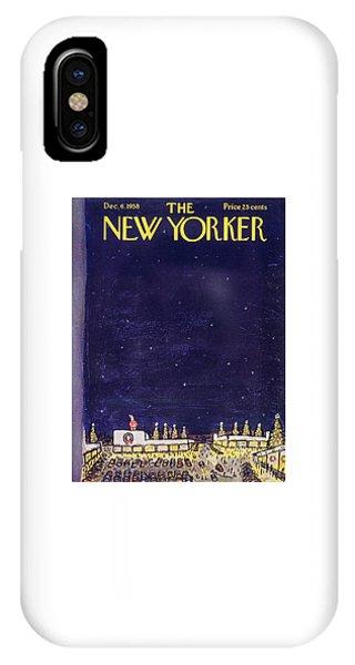 New Yorker December 6 1958 IPhone Case