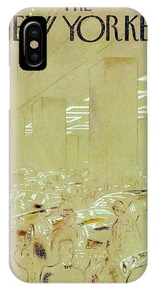 New Yorker December 8 1956 IPhone Case
