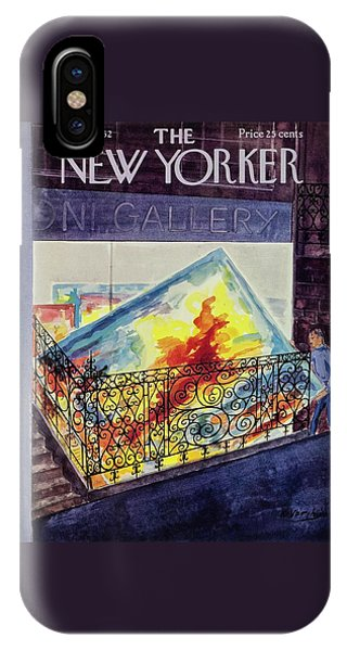 New Yorker February 03 1962 IPhone Case
