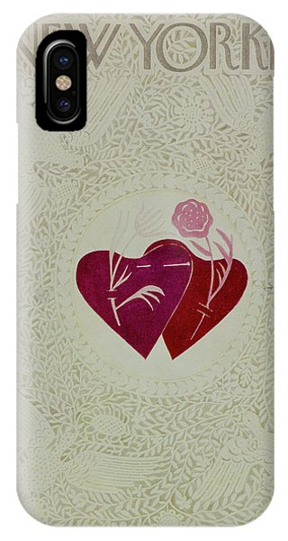 New Yorker February 16 1952 IPhone Case