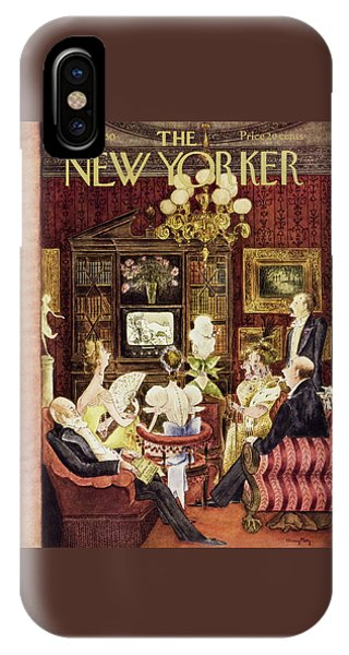 New Yorker February 4 1950 IPhone Case