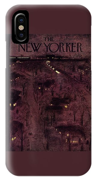 New Yorker February 6 1954 IPhone Case