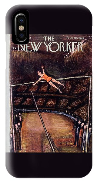 New Yorker February 7 1953 IPhone Case