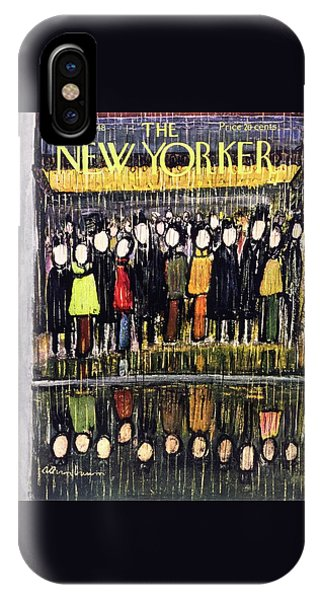 New Yorker January 10, 1948 IPhone Case