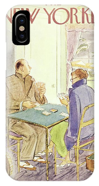 New Yorker January 23 1954 IPhone Case