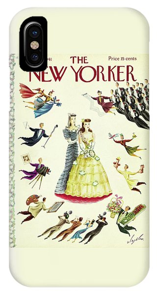 New Yorker January 25 1941 IPhone Case