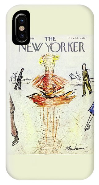 New Yorker January 30 1954 IPhone Case