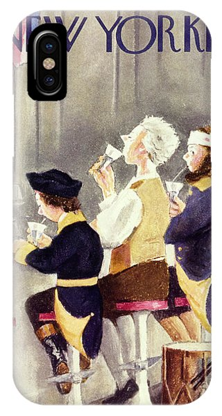 New Yorker July 1 1950 IPhone Case