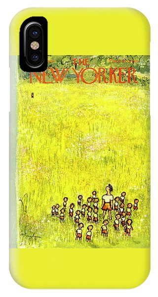 New Yorker July 11 1953 IPhone Case