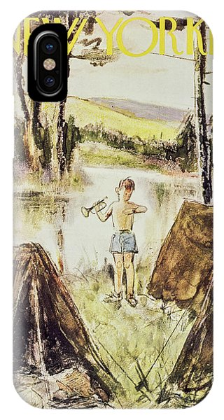 New Yorker July 11 1959 IPhone Case