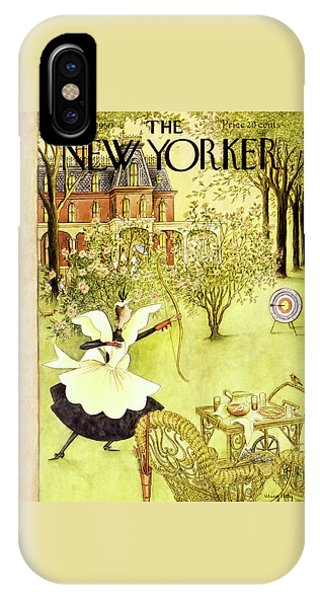 New Yorker July 15 1950 IPhone Case