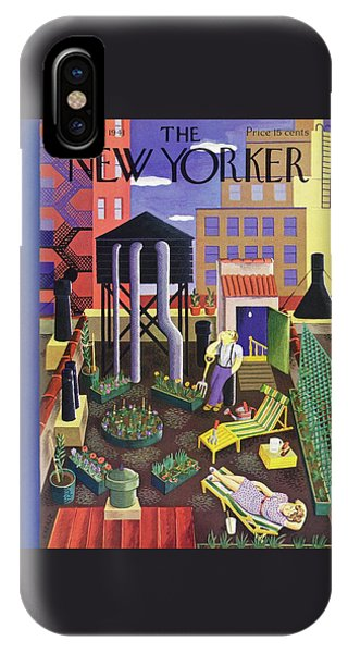 New Yorker July 19 1941 IPhone Case
