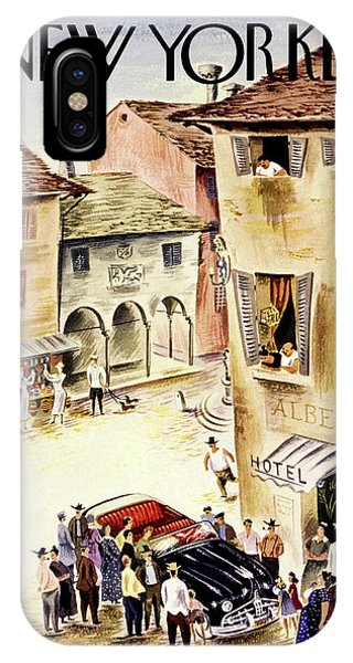 New Yorker July 23 1949 IPhone Case