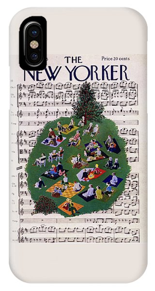 New Yorker July 23 1955 IPhone Case