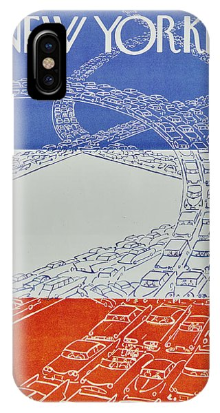 New Yorker July 4 1959 IPhone Case