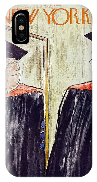 New Yorker June 1 1957 IPhone Case