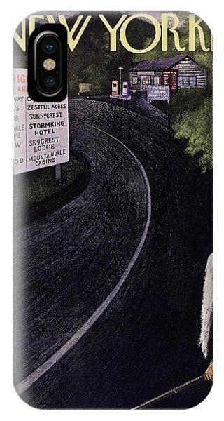 New Yorker June 14 1952 IPhone Case