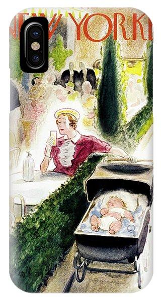 New Yorker June 26 1937 IPhone Case