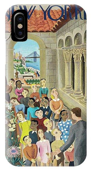 New Yorker June 7 1941 IPhone Case
