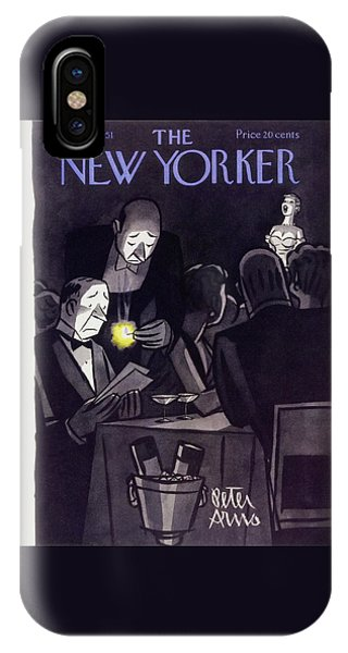 New Yorker March 17 1951 IPhone Case