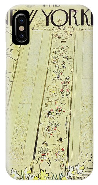 New Yorker March 8 1958 IPhone Case