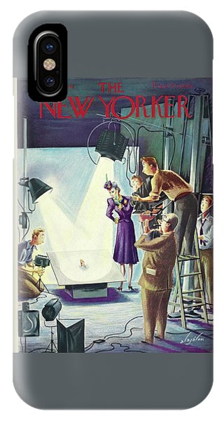 New Yorker May 10 1941 IPhone Case