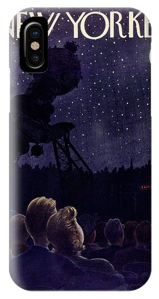 New Yorker May 13 1950 IPhone Case