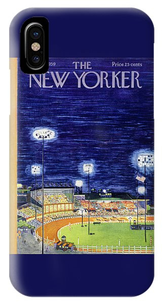 New Yorker May 16 1959  IPhone Case