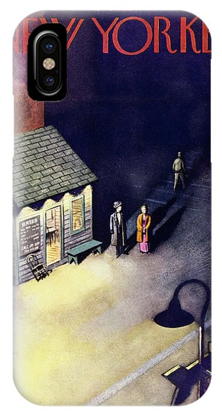 New Yorker May 2 1953 IPhone Case