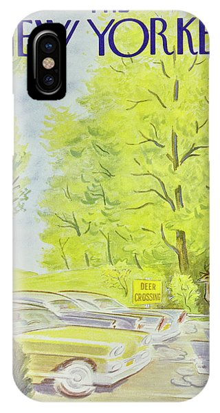 New Yorker May 23 1959 IPhone Case