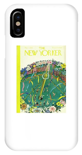 New Yorker May 3 1941 IPhone Case