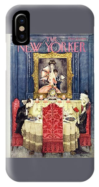 New Yorker May 3 1952 IPhone Case