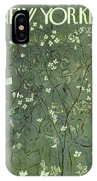 New Yorker May 30 1957 IPhone Case