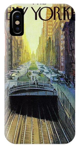 New Yorker November 12 1960 IPhone Case