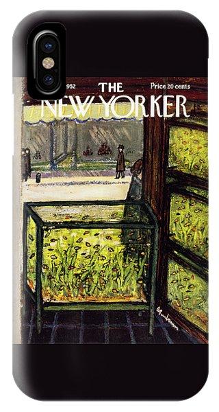 New Yorker November 15 1952 IPhone Case