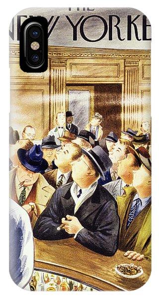 New Yorker November 5 1949 IPhone Case