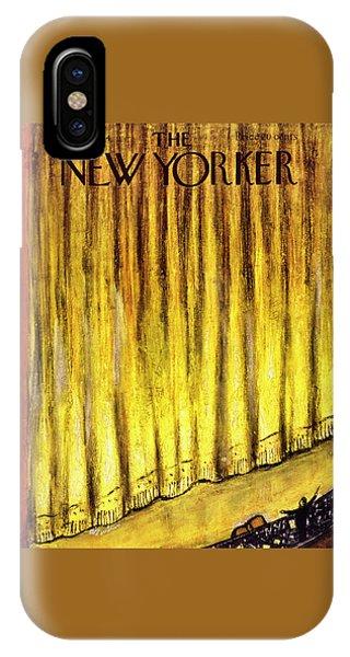 New Yorker November 6 1954 IPhone Case