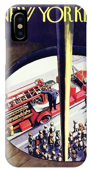 New Yorker November 7 1953 IPhone Case