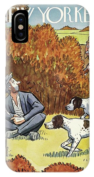 New Yorker November 8 1941 IPhone Case