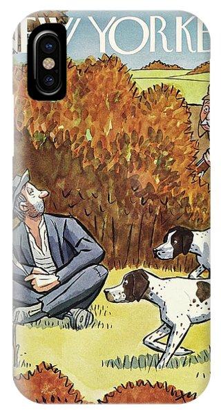 New Yorker November 8 1941 IPhone Case