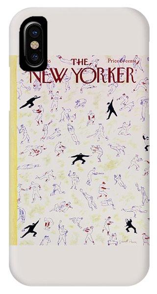 New Yorker October 1 1955 IPhone Case