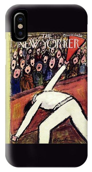 New Yorker October 14 1950 IPhone Case