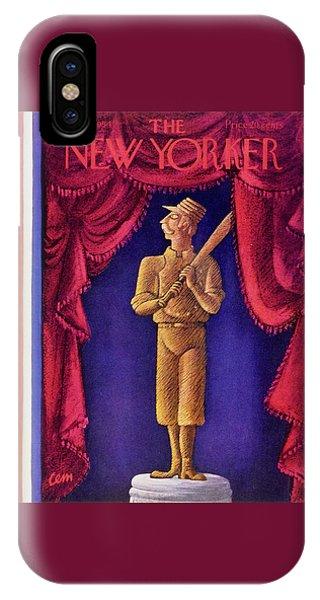 New Yorker October 2 1954 IPhone Case