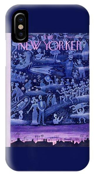 New Yorker October 24 1953 IPhone Case