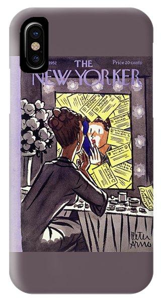 New Yorker October 25 1952 IPhone Case