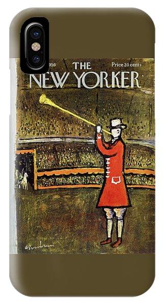 New Yorker October 27 1956 IPhone Case