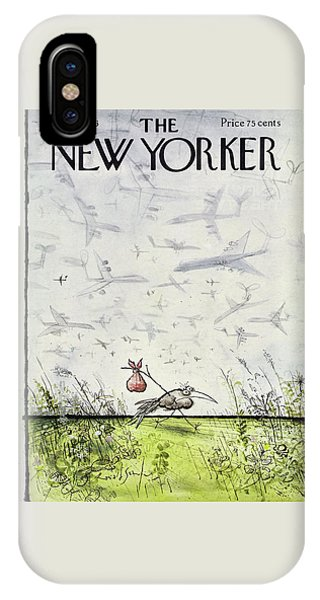 New Yorker October 4 1976 IPhone Case