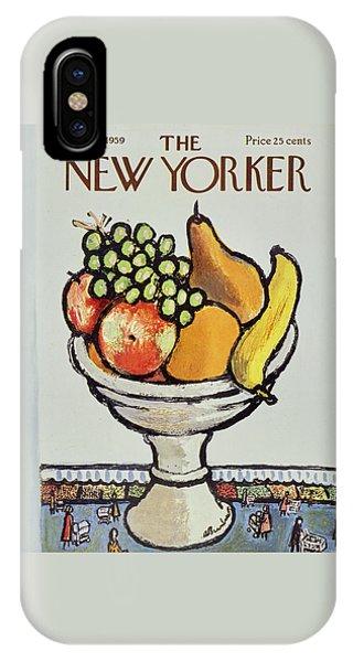 New Yorker September 12 1959 IPhone Case
