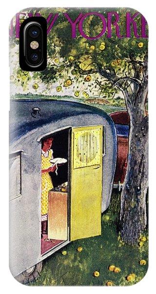 New Yorker September 15 1951 IPhone Case